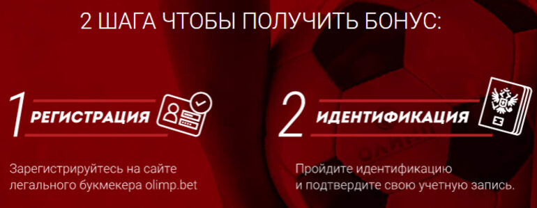 Олимп Бонус условия